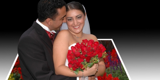 Wedding Pop up Photography