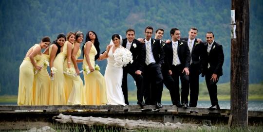 swan e set wedding