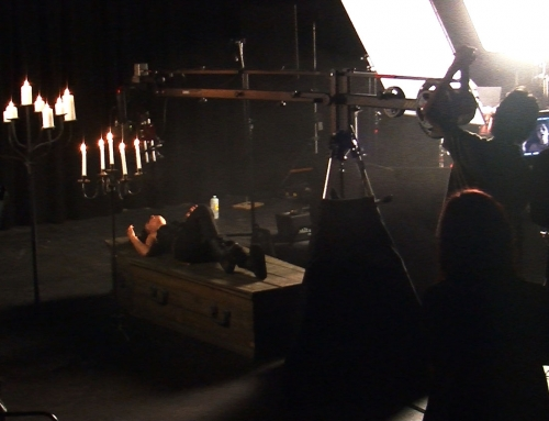 Statue-BT-Scenes- Camera Crane