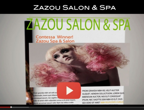 Zazou Salon & Spa Commercial