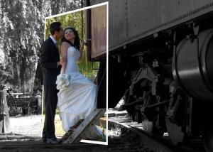 Wedding Popup Photo