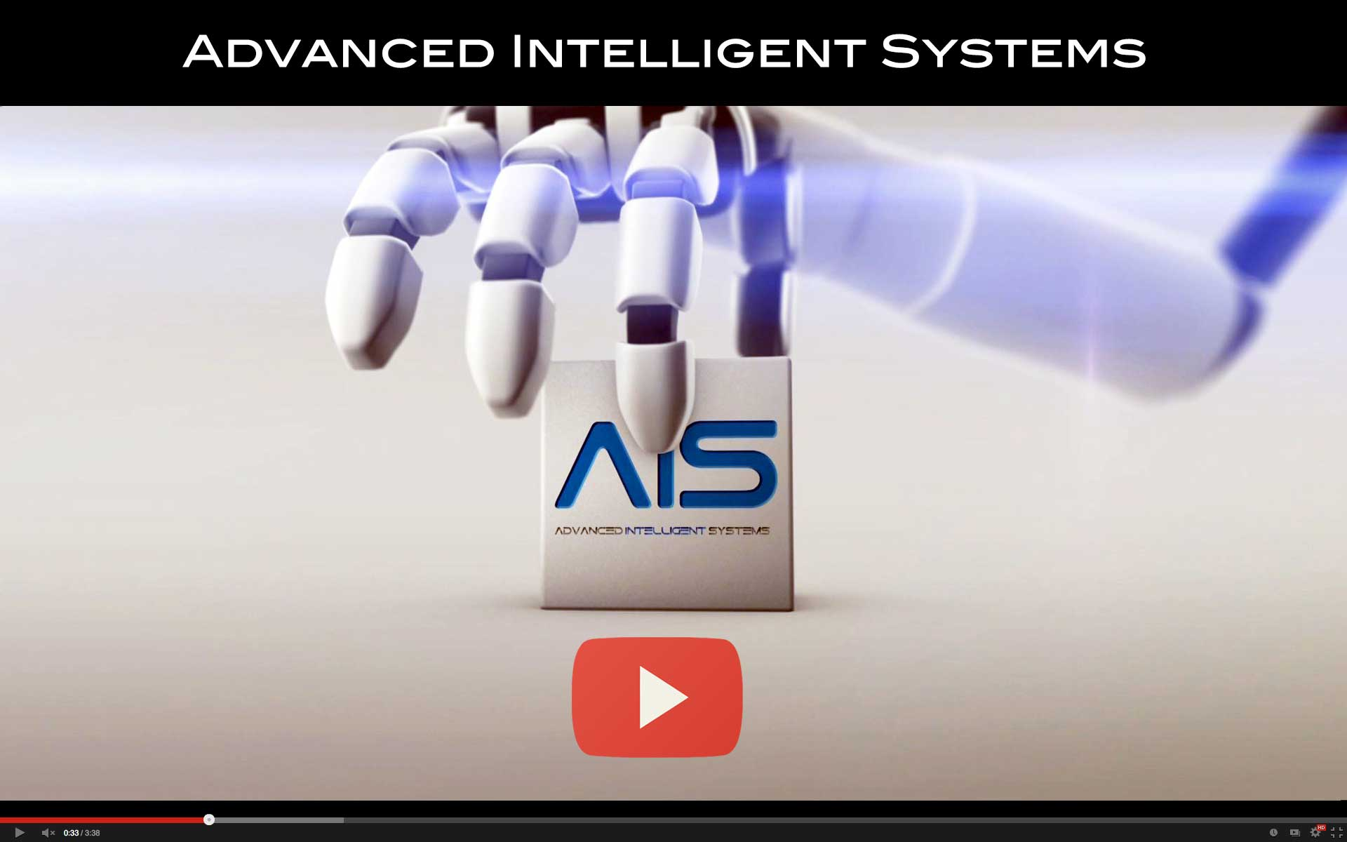 AIS -Advanced Intelligent Systems